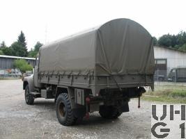 Saurer 2 DM Lastw Seilw 4,9 t gl 4x4