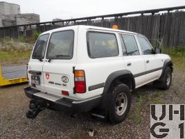 Toyota Land-Cruiser 450 GX 4x4 Pw 5 Pl gl